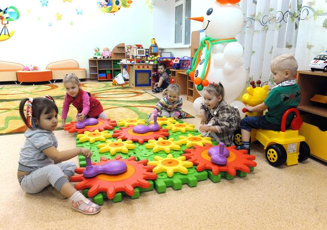 Видеонаблюдение в детских садах