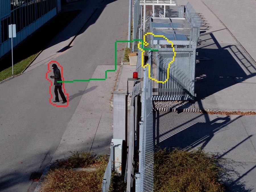 Зачем видеокамерам в системах наблюдения интеллектуальные возможности (VMD)?